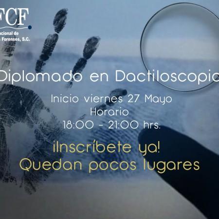 Diplomado en Dactiloscopia
