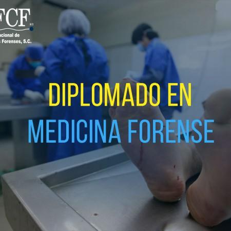 Diplomado en Medicina Forense